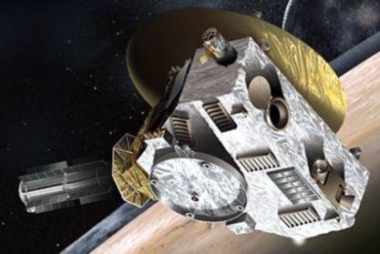 Pluto-satellite