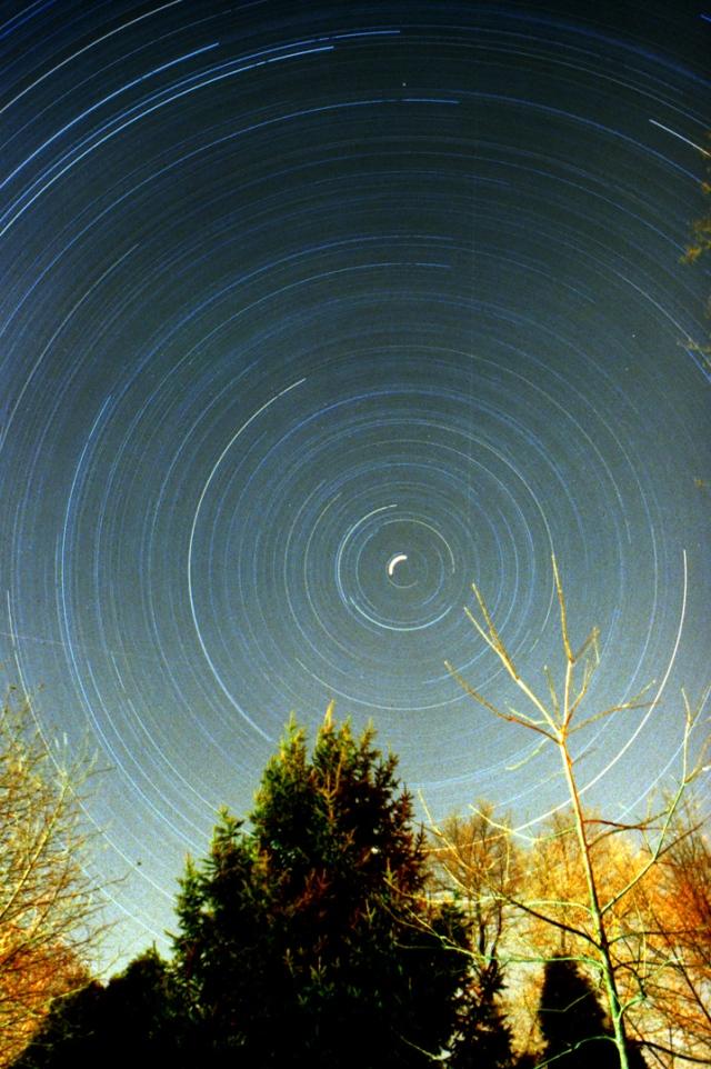 star trails 1
