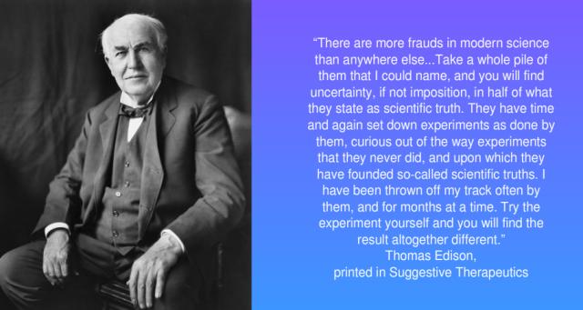 Thomas Edison 1