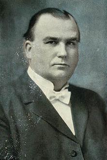 Wilbur Voliva leader of the Zionites.