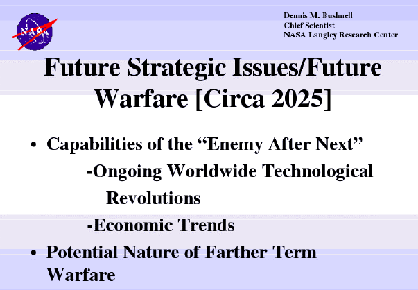 Future Strategic