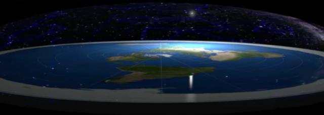 flat-earth-model