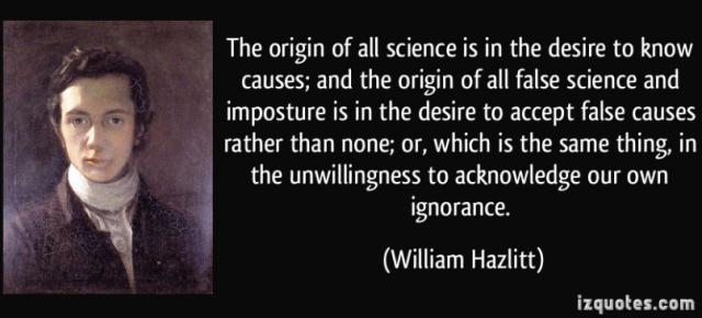 false-science