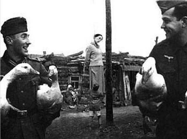fake picture world war 2