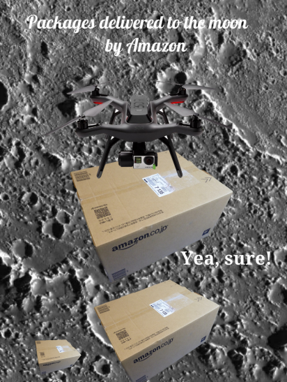 amazon to moon